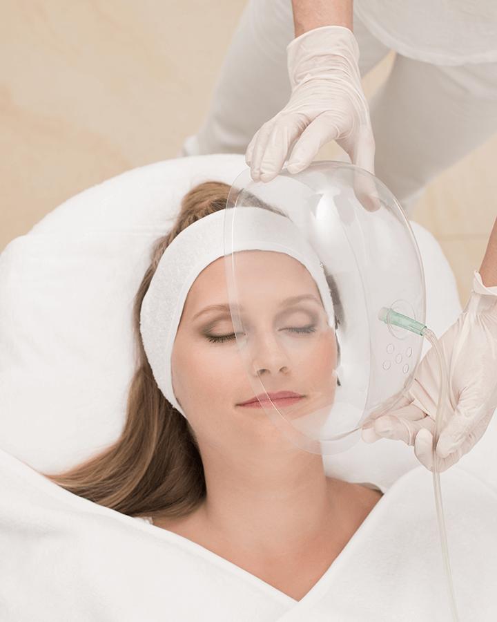 Sauerstoff-Therapie-Madreperla